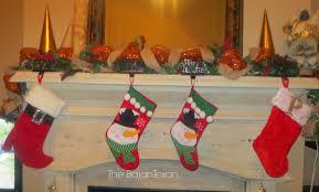 Homemade Christmas Stockings by Diy Christmas Stockings Burlap Elf Stockings Holiday Decor