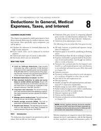 part i section 213 medical dental etc expenses rev deductions in general medical expenses