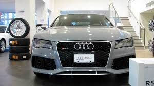 audi rs7 front nardo grey audi rs7 spider cars