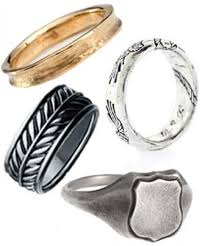 alternative wedding ring the right wedding band for your