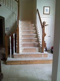 stairs carpet to wood stairs decorations and installations