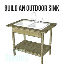 Outdoor Kitchen Sinks And Faucet Outdoor Kitchen Sink Faucet S Kitchen Sinks Stainless Steel Prices