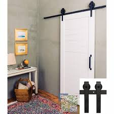 awesome single barn door about remodel home interior ideas p44
