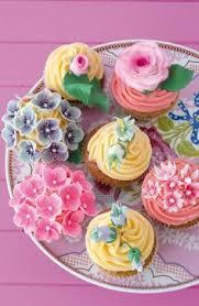 tea party cupcakes cakes pinterest tea roses flower