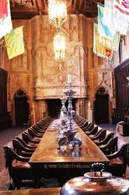 Touring Through The Legendary Hearst Castle Toddler Trails - Hearst castle dining room
