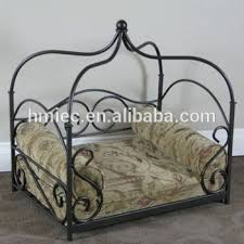 Wrought Iron Canopy Bed Wrought Iron Pet Bed Metal Canopy Dog Bed Cat Bed Elegent Buy