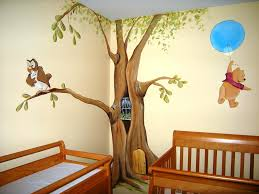 how to diy winnie the pooh nursery ideas