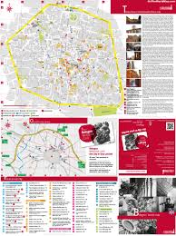 Map New Orleans French Quarter by Bologna Tourist Attractions Map