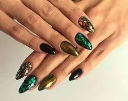 figuras geometricas uñas tendencia de las uñas del 2017 la opinión