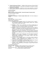 Credit Analyst Resume Sample by Finance Resumes 15 Financial Advisor Resume Finance Resumes 14