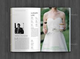 Wedding Magazine Template 3 Series Magazines Bundle Template 120 Pages By Owpictures