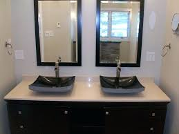 Glass Bathroom Sink Vanity Vessel Bathroom Sinks U2013 Homefield