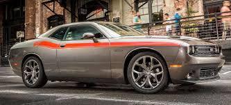 Dodge Challenger Decals - challenger dual 2 vinyl graphics stripes upper door strobe r t