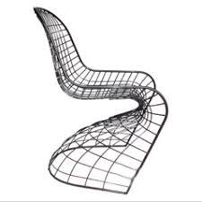 the wire chair contemporist icon