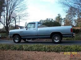 1989 dodge challenger dodge ram 100 truck 5 2l v8 16v 4wd
