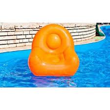 siege de piscine gonflable fauteuil de piscine gonflable pour vous détendre