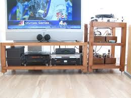 tv stands audio cabinets custom furniture hi end audio stereo racks and isolation platforms