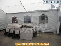 party rentals san fernando valley 20ft x 20ft tent rental