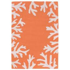 Orange Outdoor Rugs Orange Outdoor Rugs Mats Dfohome