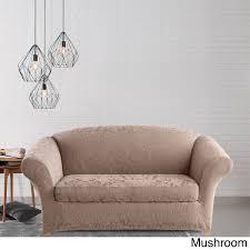 stretch sofa slipcover 2 piece stretch sofa slipcover 2 piece instasofas us