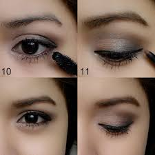 How To Curl Your Eyelashes A Glad Diary How To Apply Eye Makeup Using Sephora Mini Makeup