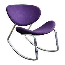 Rocking Chair Ghost 84 Off Maison Corbeil Canada Maison Corbeil Canada Purple