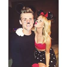 Minnie Mickey Halloween Costumes 50 Minute Couples Costumes Require Effort