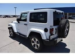 jeep wrangler saharah 2017 jeep wrangler 4x4 suv in artesia 6963 tate