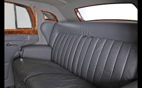 roll royce wraith interior 1950 rolls royce silver wraith of george formby interior rear