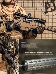accuracy international brochure for the 2014 line of products