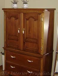 70s Bedroom Furniture 70 U0027s Dresser U0026 Hutch Makeover The Interior Frugalista 70 U0027s