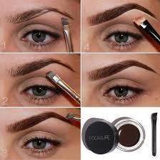 henna makeup online shop brand focallure waterproof henna eyebrow tint