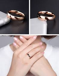 Wedding Ring Bands by Best 25 Simple Wedding Bands Ideas On Pinterest Wedding Rings