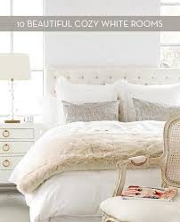Winter Room Decorations - eye candy 10 cozy winter white rooms curbly