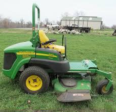 john deere 997 ztrak ztr commercial lawn mower item e5989