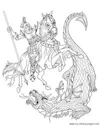 complex coloring pages dragons lock screen coloring complex