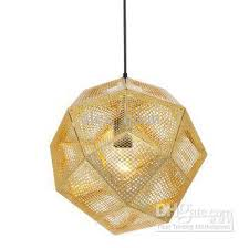 Brass Pendant Lights Discount Hot Sale Etch Shade Pendant Lamp Modern Brass Pendant