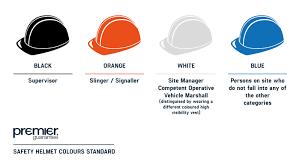 colour color what s your colour safety helmet colours standard premier guarantee