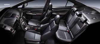 subaru wrx interior 2017 2017 subaru wrx u0026 wrx sti interior trim interior trims