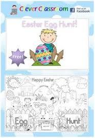 49 best easter worksheets printables images on pinterest easter