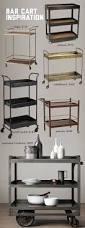 target black friday 2017 bar cart make this diy industrial bar cart for less than 40 primer