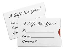 gift card sleeve gift card sleeve 100 pack