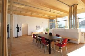 Dining Room Floor by Floor Heating Screed Floors Variotherm
