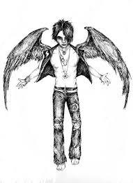 criss angel dark angel by soadfreak on deviantart