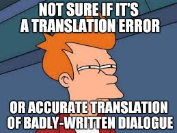 Translate Meme - how to get your book translated