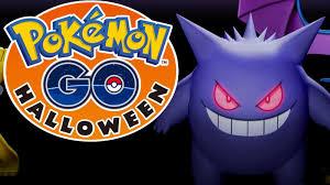 ghost pokemon background halloween