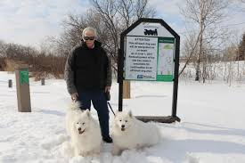 american eskimo dog winnipeg history kilcona park dog club