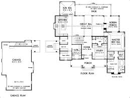 great floor plans home plan the cedar ridge by donald a gardner architects