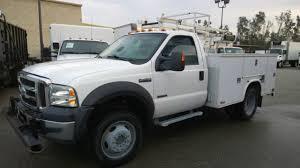 f450 4x4 utility truck mobile mechanic pto f550 f350 4wd fx4 gmc