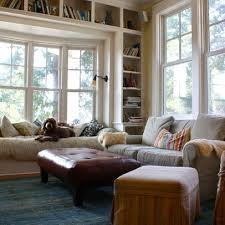 Bookshelves Around Window 136 Best Bookcases Windows Images On Pinterest Decorating Ideas